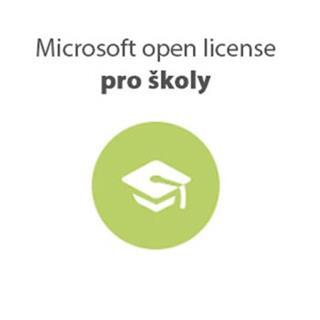 MS Office Standard Sngl SA OLP NL AE - pro školy, pouze Software Assurance
