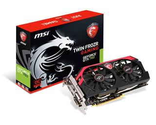 MSI NVIDIA 760 TF 2GD5 OC Gaming (N760 TF 2GD5/OC Gaming)