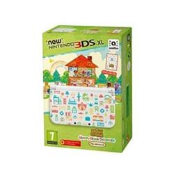New Nintendo 3DS Animal Crossing HHD + Card Set (NI3H97018)