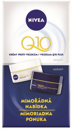 Nivea Q10 Plus Day Night Cream Kit