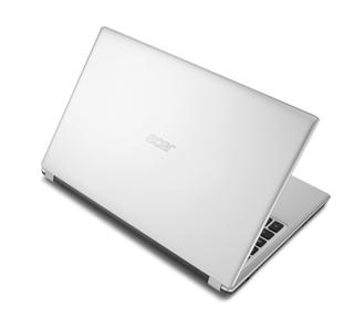 "Notebook ACER Aspire V5-531-987B4G75Mass 15,6""LED B987 4GB 750MB DVD±RW WiFi BT CAM W8-64bit stříbrná/silver"
