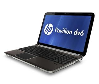 "Notebook HP Pavilion dv6-6c40ec 15,6""LED AMD A6-3430MX,6GB,1TBGB,ATI HD6520G s 1GB,DVD±RW,WiFi,BT,CAM,FP,W7HP"