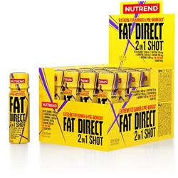 Nutrend FAT DIRECT SHOT, 20x60ml,