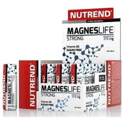 Nutrend MAGNESLIFE STRONG, 20x60ml,