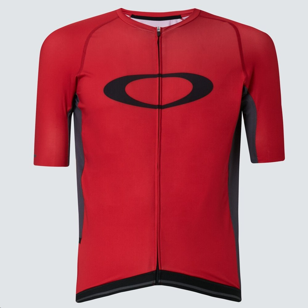 Oakley Icon Jersey 2.0 HIGH RISK RED vel. M