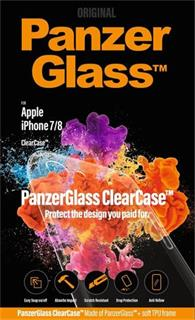 PanzerGlass ClearCase pro Apple iPhone 7/8 (192)