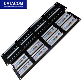 "PATCH PANEL 19"" S 48 x RJ45 C5"