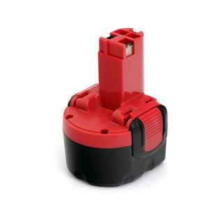 Patona PT6006 - Bosch 9.6V 2000mAh Ni-Cd red