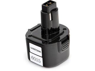 Patona PT6015 - Black & Decker 9,6V 2000mAh Ni-Cd