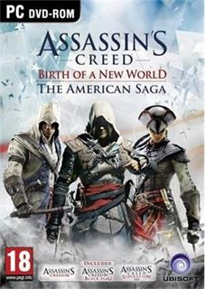 PC - Assassin's Creed - American Saga