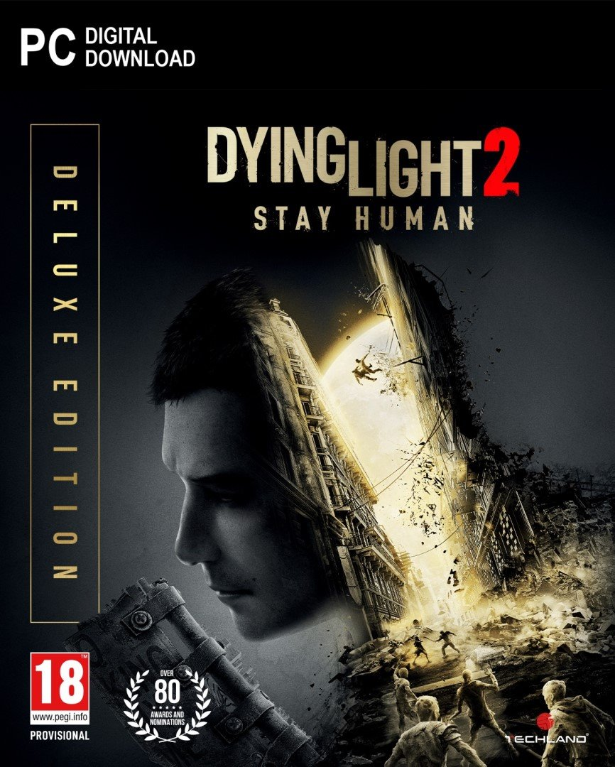 PC - Dying Light 2: Stay Human Deluxe Edition
