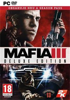 PC MAFIA 3 Deluxe Edition