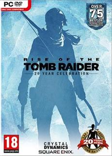 PC - Rise of the Tomb Raider (20 Year Celebration Edition)