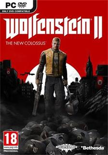 PC Wolfenstein II The New Colossus