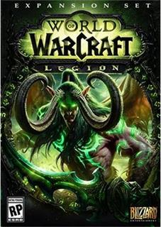 PC - World of Warcraft: Legion