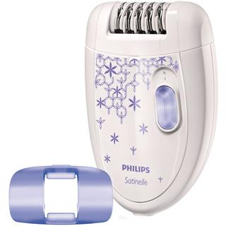 PHILIPS Epilátor Satinelle Soft (HP6421/00)