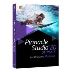 Pinnacle Studio 20 Ultimate ML EU