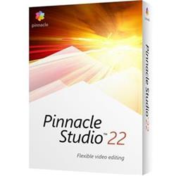 Pinnacle Studio 22 Standard ML EU Box