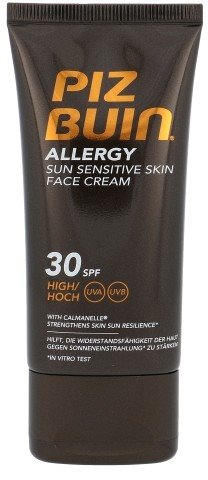 Piz Buin Allergy Sun Sensitive Skin Face Cream SPF30 50ml