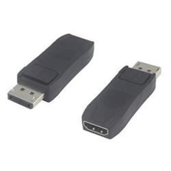PremiumCord adaptér DisplayPort - HDMI Male/Female, support 3D, 4K*2K@30Hz