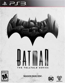 PS3 - Batman - The Telltale Series