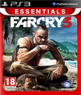 PS3 - Far Cry 3 (Essentials)