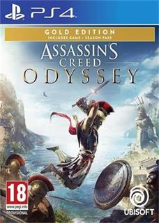 PS4 Assassin's Creed Odyssey: Gold Edition