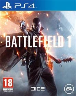 PS4 - Battlefield 1 Collector's Edition