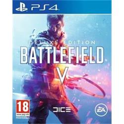 PS4 - Battlefield V Deluxe Edition