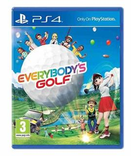 PS4 - Everybody's Golf 7