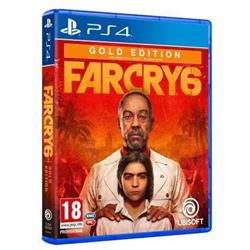 PS4 - Far Cry 6 Gold Edition