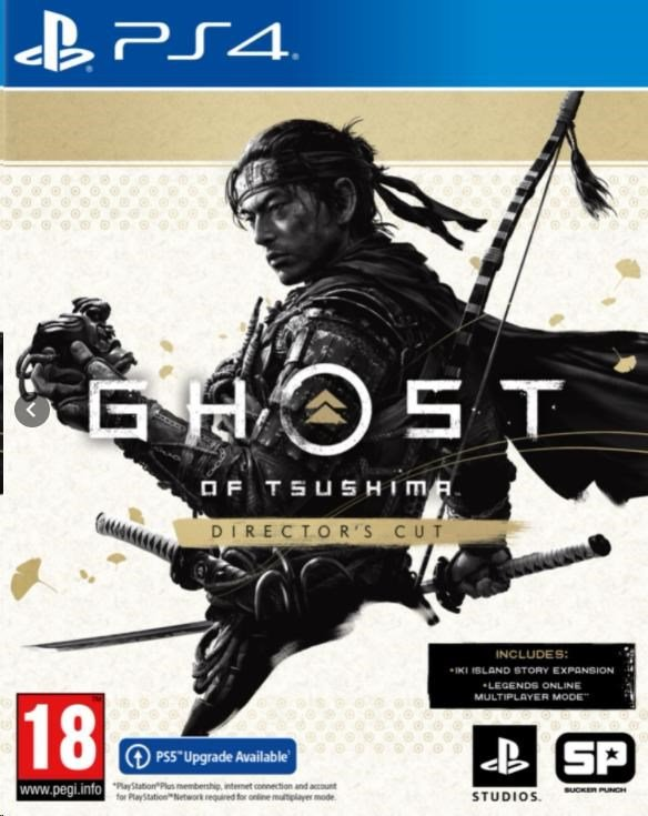 PS4 - Ghost of Tsushima: Director's Cut
