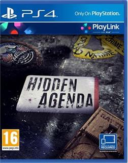 PS4 - Hidden Agenda