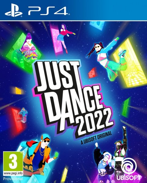 PS4 - Just Dance 2022