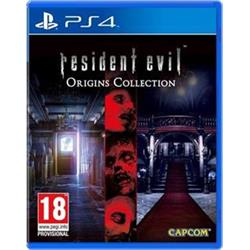 PS4 - Resident Evil Origins Collection