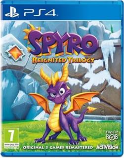 PS4 - Spyro Trilogy Reignited