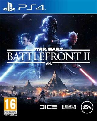 PS4 - Star Wars Battlefront II