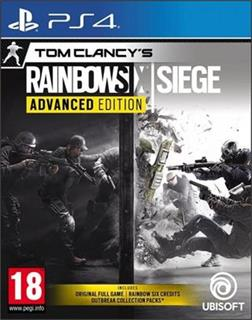 PS4 Tom Clancy's Rainbow Six: Siege Advanced Edition (USP407284)