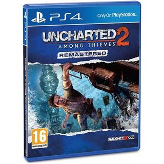 PS4 - Uncharted 2: Among Thieves Remastered
