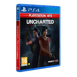 PS4 - Uncharted: The Lost Legacy (HITS)