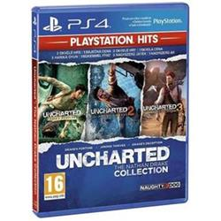 PS4 - Uncharted: The Nathan Drake Collection (HITS)