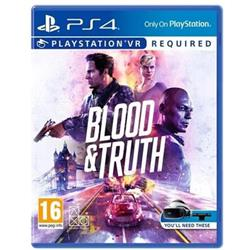 PS4 VR - Blood & Truth