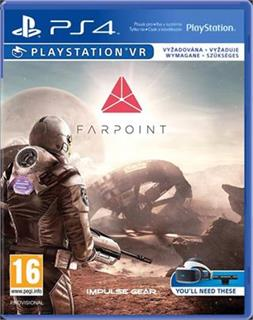 PS4 VR - Farpoint