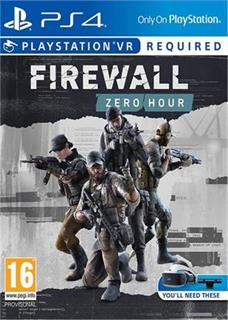 PS4 VR - Firewall: Zero Hour