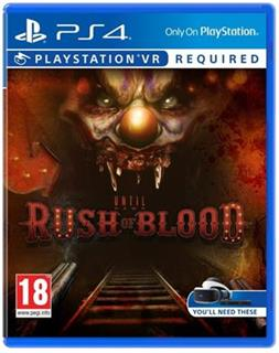 PS4 VR - Until Dawn: Rush of Blood VR