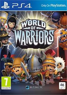 PS4 - World of Warriors