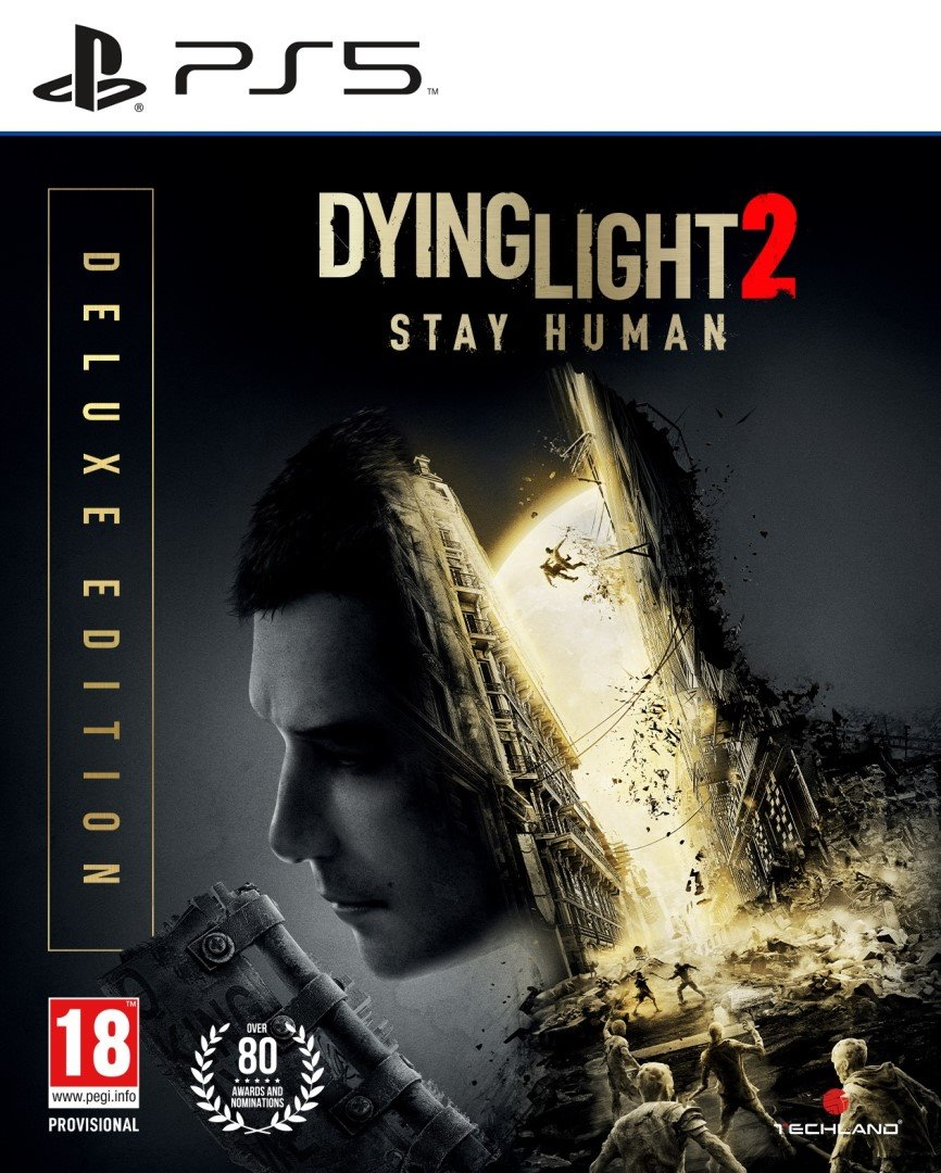 PS5 - Dying Light 2: Stay Human Deluxe Edition