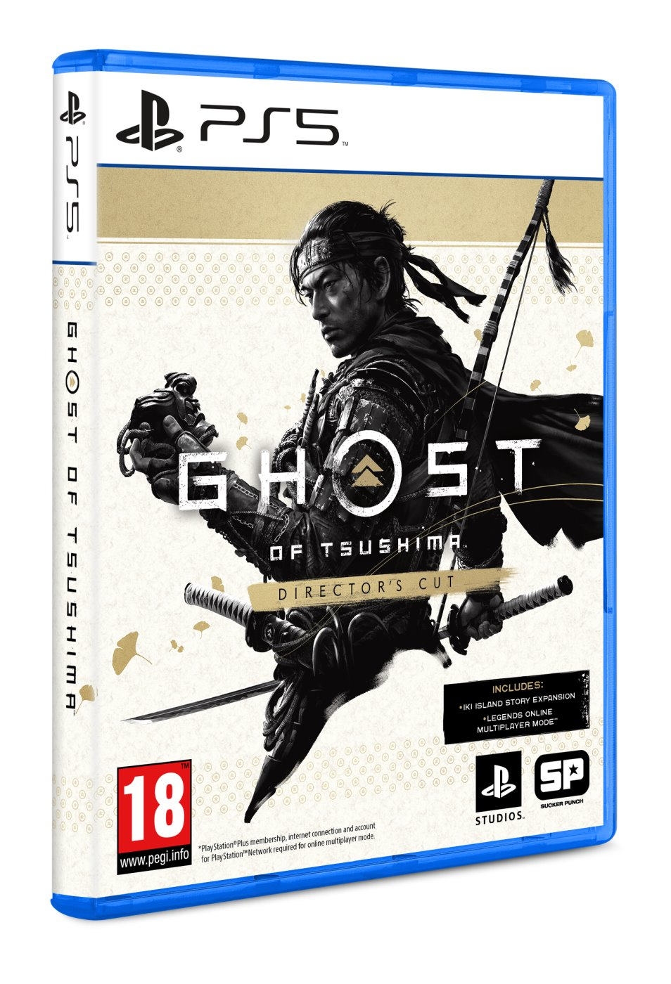 PS5 - Ghost of Tsushima Director's Cut
