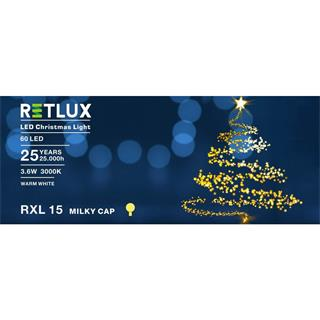 RETLUX RXL 15 60LED CAP 6+5M WW