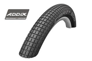 SCHWALBE plášť Crazy Bob 24x2.35 Performance Addix